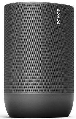 Sonos Move Schwarz Smart Speaker mit Akku