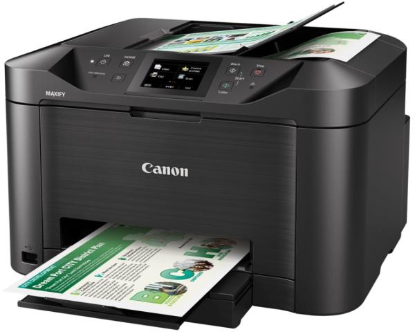 CANON Maxify MB5155 Tintenstrahldrucker 4in1 Farbe