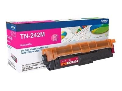 orig. Brother Toner TN-242M Magenta/Rot, ca. 1.400 Seiten