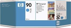 Orig. Tintenpatrone HP C5061A Nr.90 Cyan/Blau 400m
