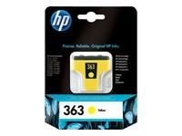 Orig. Tintenpatrone HP C8773EE Nr.363 yellow/gelb