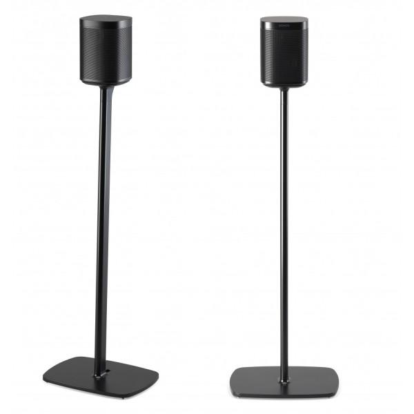 Flexson Standfuß für Sonos One oder Play:1 schwarz 2er Set FLXS1FS2021EU
