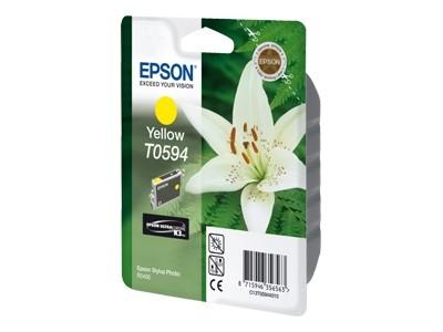orig. Epson Tintenpatrone T05944010 Yellow/Gelb