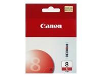 orig. Tintenpatrone Canon CLI8R Rot