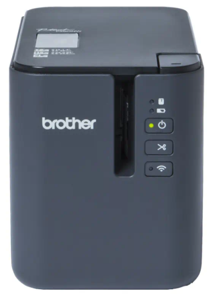 Brother P-Touch PT-P950NW - Etikettendrucker - Thermotransfer - Rolle (3,6 cm) - 360 x 720 dpi - bis