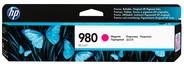 Orig. Tintenpatrone HP D8J08A Nr. 980A magenta, ca. 6600 Seiten