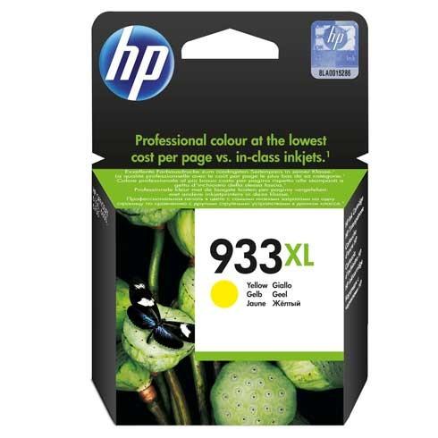 Orig. Tintenpatrone HP CN056AE Nr. 933XL Yellow/Gelb