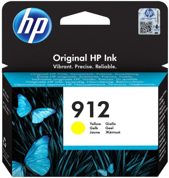 Orig. Tintenpatrone HP 3YL79AE Nr. 912 yellow/gelb