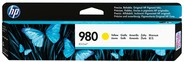 Orig. Tintenpatrone HP D8J09A Nr. 980A yellow/gelb, ca. 6600 Seiten