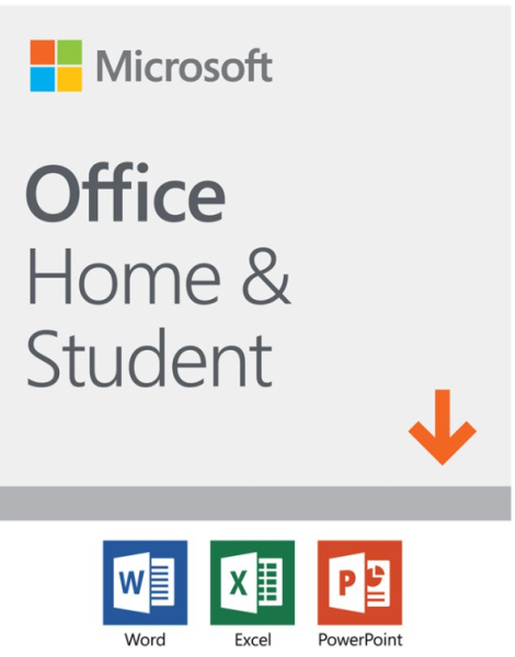 MS Office Home and Student 2019 German License Medialess (DE) ESD 79G-05018