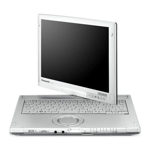 Geb. Notebook N12 Panasonic CF-C1 i5-2520M (2x2,5) / 4GB DDR3 / 128GB SSD /Win 7 Pro / 2. Wahl