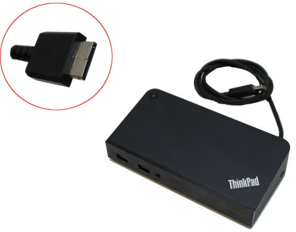 geb. Lenovo Dockingsstation oneLink+, DU9047S1 inkl. Netzteil