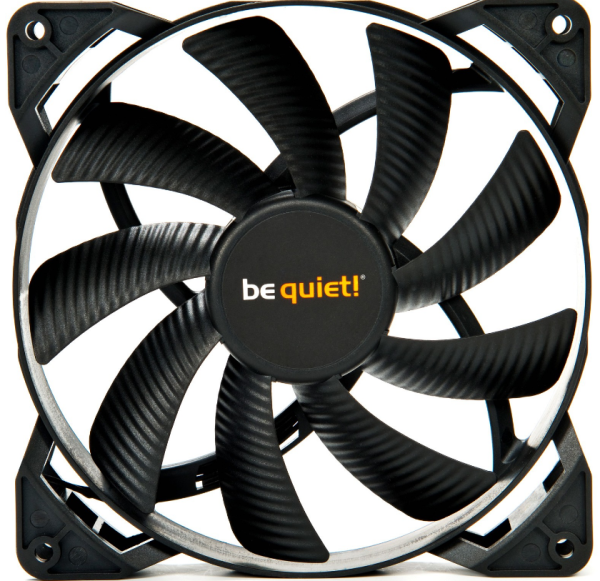 "be quiet! Lüfter ""PureWings 2"", 140x140x25 mm"