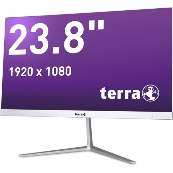 TERRA All-In-One-PC 2400 GREENLINE Non-Touch i3-10110U, 8GB, 256GB SSD, W10 Pro