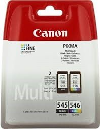 orig. Tintenpatrone Canon PG-545/CL-546 Multipack
