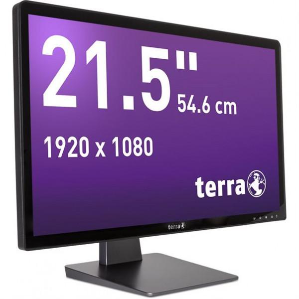 TERRA All-In-One-PC 2207 GREENLINE Non-Touch, i5-9400, 8GB, 240 GB SSD, W10 Pro