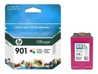 orig. Tintenpatrone HP CC656AE/Nr.901, color/Farbe