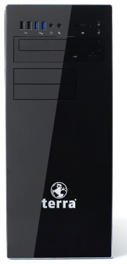 TERRA Home 5000 AMD Ryzen 5 Pro 3400G, 4GB, 500GB SSD, W10 Home