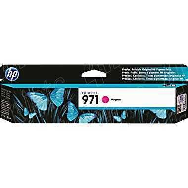 Orig. Tintenpatrone HP CN623AE Nr. 971 Magenta/Rot