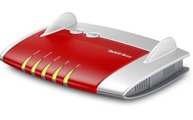 AVM FRITZ!Box 4020 - WLAN-Router - bis zu 450 MBit/s