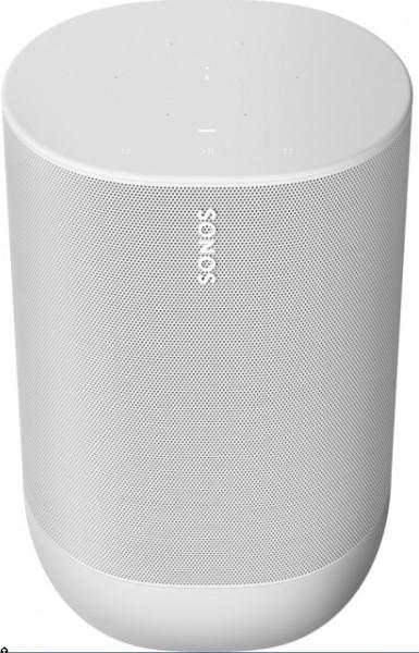 Sonos Move Lunar White Smart Speaker mit Akku