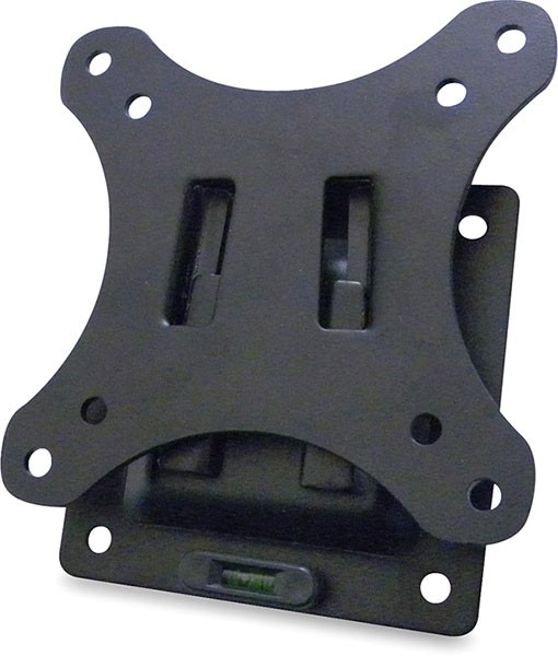 DIGITUS Universal Wandhalterung für LCD/LED Monitore bis 69cm 27 Zoll schwarz bis 18KG Vesa 75x75 un