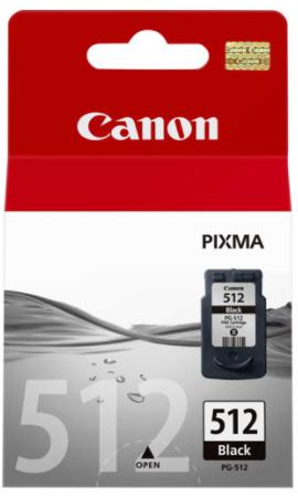 orig. Tintenpatrone Canon PG-512 black/schwarz