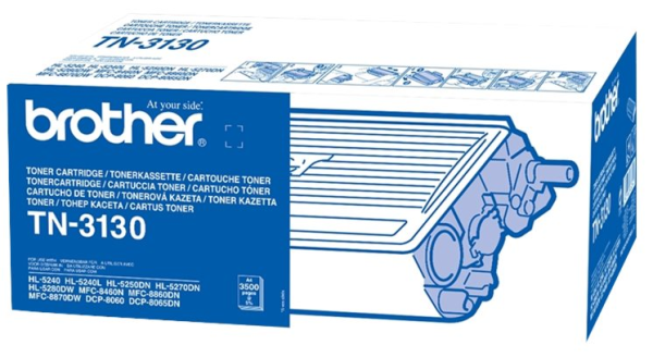orig. Toner Brother TN-3130 ca. 3500 Seiten