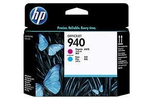 Orig. Druckkopf HP C4901A Nr. 940 Blau + Rot