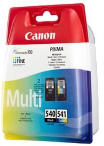 orig. Tintenpatrone Canon PG-540/CL-541 Multipack Black + Color