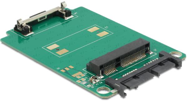 DELOCK Konverter micro SATA 16 Pin > mSATA 62520