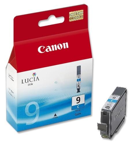 orig. Tintenpatrone Canon PGI-9C Cyan/Blau
