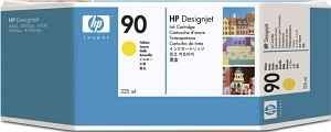Orig. Tintenpatrone HP C5064A Nr.90 Yellow/Gelb