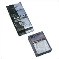 orig. Tintenpatrone Canon BJI-642 Bk Black/Schwarz