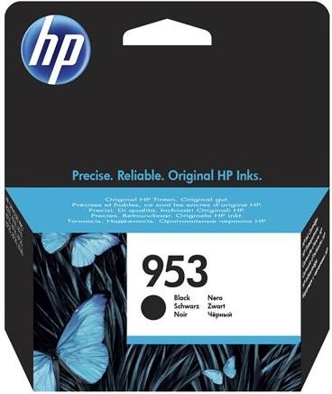 orig. Tintenpatrone HP 953 L0S58AE, black/schwarz, ca. 1.000 Seiten