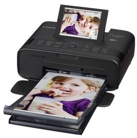 Canon Selphy CP1300 - Fotodrucker schwarz