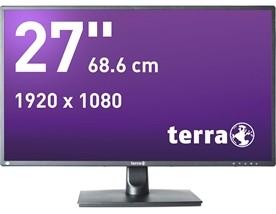 TERRA LED 2756W GREENLINE PLUS Schwarz