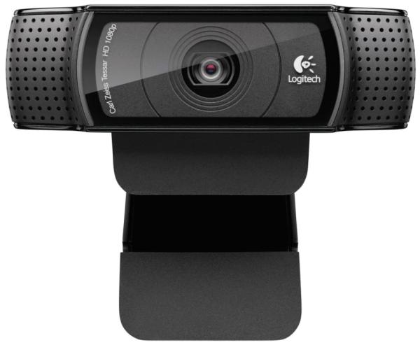 Logitech HD PRO Webcam C920 HD