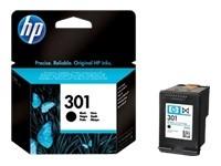Orig. Tintenpatrone HP CH561EE Nr.301 black/schwarz 190 Seiten