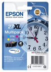 orig. Tintenpatrone Epson 27XL T27154012 multipack, c/m/y