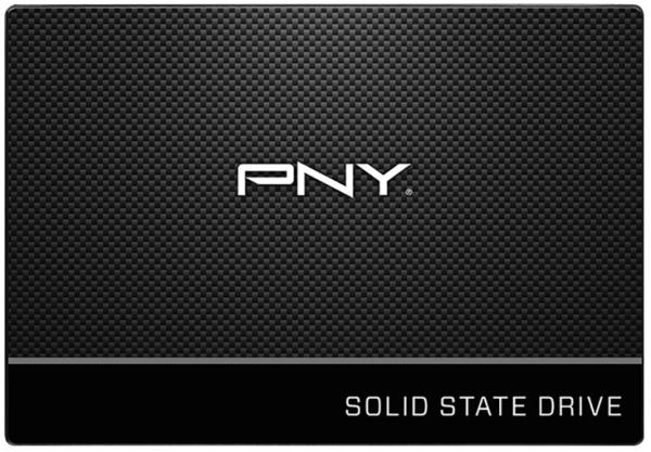"""PNY CS900 SSD - Solid-State-Disk - 480GB - intern - 2.5"""" (6.4 cm) - SATA 6Gb/s"""