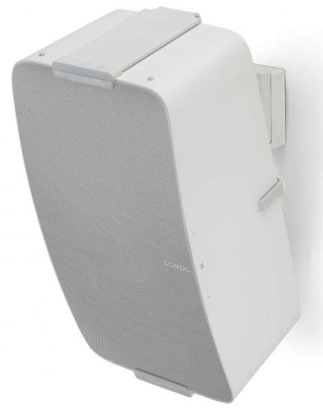 Flexson Wandhalterung für Sonos Play:5 II und SONOS Five weiß vertikal