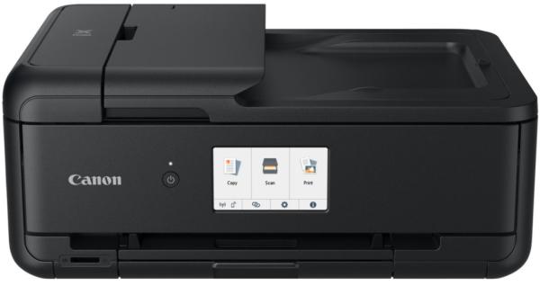 CANON Pixma TS9550 Schwarz A3 MFP 3 in 1 drucken kopieren scannen Cloud Link WLAN/LAN 10,8cm LC-Disp