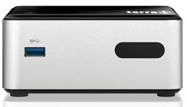 Lagerabverkauf - TERRA PC-Micro 3000 Silent Greenline Mui Celeron N3050, 4GB, 120 SSD, W10 Home