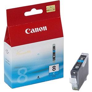 orig. Tintenpatrone Canon CLI8C cyan/blau