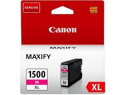 orig. Tintenpatrone CANON PGI-1500XL M Magenta/Rot