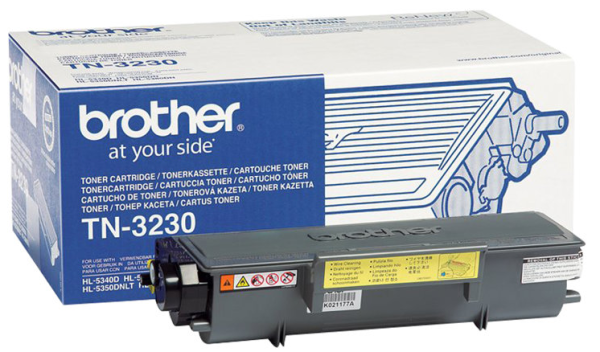 orig. Brother Toner TN-3230 ca. 3000 Seiten