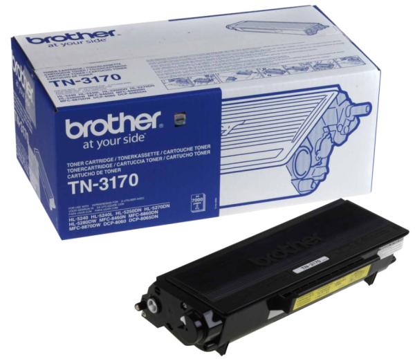 orig. Brother Toner TN-3170 ca. 7000 Seiten