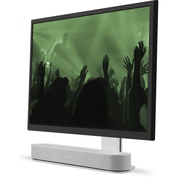Flexson TV-Stand für Sonos Beam weiß