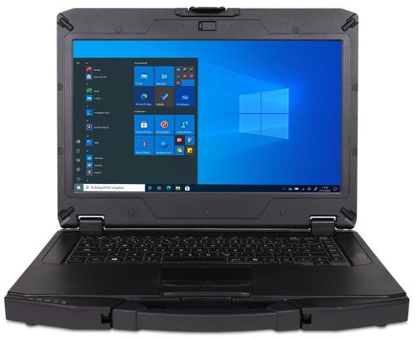 TERRA MOBILE Industry 1432, Intel i5-8250U, 8GB. 500GB HDD W10Pro